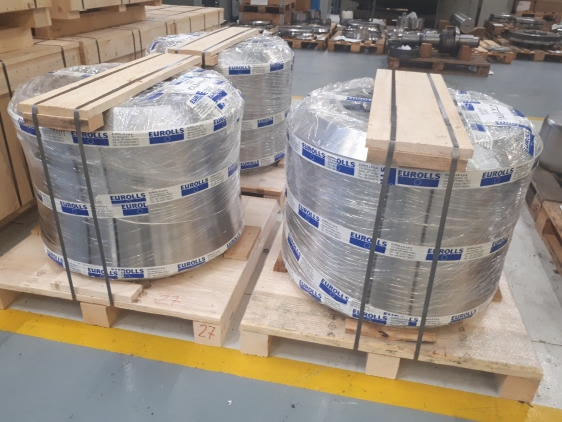 ROLL PRODUCTION FOR LARGE DIAMETER TUBE _2